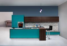 modern carbon kitchen design - Google Search
