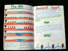Class 5 ML book: Ancient Egypt. Cape Town