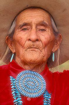 Navajo,Medicine Man