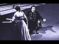 Corelli and Simionato in the grand duet from Act IV of Gli Ugonotti.  Thrilling singing! Almost orgasmic! http://www.youtube.com/watch?v=hxxSPxccR78