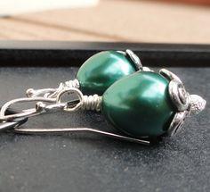 Beautiful handmade earrings!
