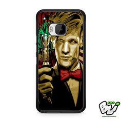 Doctor Who Matt Smith HTC One M9 Case