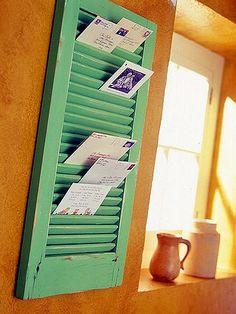 Use Flea-Market Window Shutters jrvan