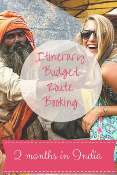 Only have two months in India? This post breaks it DOWN! -dates -flights - budget - itinerary - the best - the worst - packing - food - health - EVERYTHING!