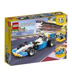 LEGO – 31072 – Creator – Jeu de Construction – les Moteurs de l'Extrême: Entre dans le monde de la course avec un ensemble de moteurs…