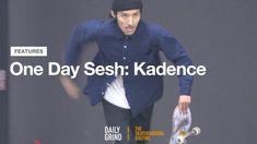 One Day Sesh: Kadence @Savour Skatepark [Daily Grind Skateboard Magazine] [데일리그라인드 스케이트보드 매거진] – DAILY GRIND: DAILY GRIND – Filmed & edited…