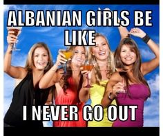 Albanian girls... Albanian Culture, Qoutes, Funny Quotes, Cultural Diversity, In A Nutshell, My Heritage, Girl Problems, Girls Be Like, Couple Goals