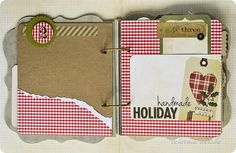 December Daily December Daily, Creative, Cards, Handmade, Hand Made, Christmas Calendar, Maps, December, Playing Cards