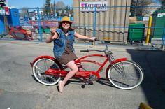 Calgary bike swap find