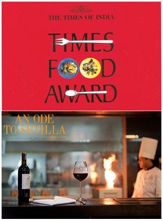 Reminiscing Sevilla's scintillating moments -  Best Spanish Restaurant 2014 – Times Food Awards  A WHOLE NEW #SEVILLA IS WAITING TO UNFOLD… Reopening on 22nd October.