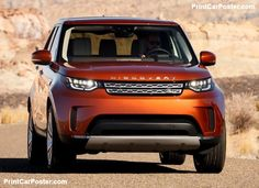 Land Rover Discovery 2017 poster, #poster, #mousepad, #tshirt, #printcarposter