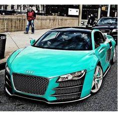 @carinstagram --Audi R8