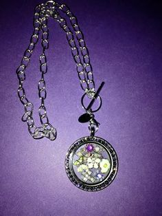 Easter Sunday living locket with toggle chain! Contact me today!  Designer #200033921