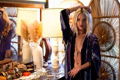 LAUREN HASTINGS IS BOHEMIAN CHIC FOR WASTELAND'S MARCH LOOKBOOK