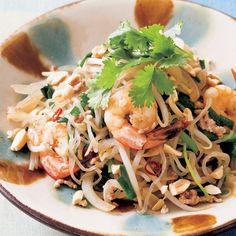 レタスクラブの簡単料理レシピ パンチのきいたエスニック味がしらたきによく合う「しらたきのパッタイ」のレシピです。