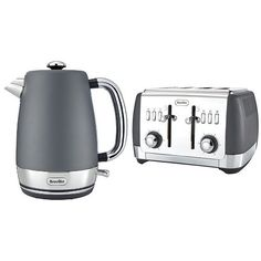 The Morphy Richards Scandi Aspect Kettles And Toasters Are
