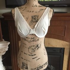 NWT Beige VS Non Padded Sheer Bra NWT Cute beige VS non padded sheer bra in perfect condition!Bundle and save 30% on 3+ items!!! Victoria's Secret Intimates & Sleepwear Bras