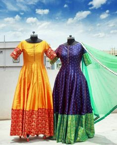 Long Gown Dress, Frock Dress, Long Gowns, Mom Dress, Long Dresses, Silk Dress, Saree Gown, Anarkali Dress, Anarkali Suits