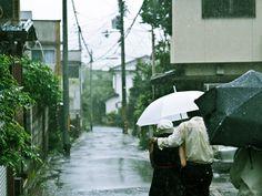 Lam.NT - Heavy rain in Kyoto, Japan