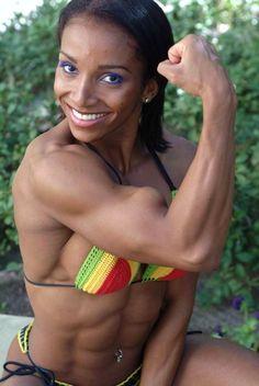 fit women #fitness #women #hardbodies                              …