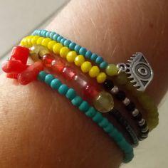 Δημοσίευση Instagram από Calypso V • 20 Ιούλ, 2018 στις 9:28 πμ UTC Handmade Jewelry, Beaded Bracelets, Instagram Posts, Handmade Jewellery, Pearl Bracelets, Jewellery Making, Diy Jewelry, Craft Jewelry, Handcrafted Jewelry