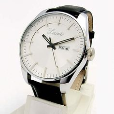Pánske hodinky LUMIR 110947 E YES YES Omega Watch, Watches, Leather, Accessories, Wristwatches, Clocks, Jewelry Accessories