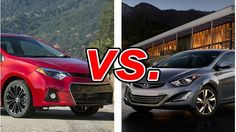 Hyundai Elantra vs. Toyota Corolla - http://carsintrend.com/hyundai-elantra-vs-toyota-corolla/