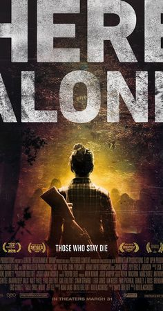 Check out the tense trailer of Here Alone, the upcoming zombie horror thriller movie directed by Rod Blackhurst and starring Lucy Walters, Adam David Thompson, Gina Piersanti, and Shane West: Streaming Movies, Hd Movies, Movies Online, 2017 Movies, Watch Movies, Film 2017, Hd Streaming, Comedy Movies, Horror Movie Posters