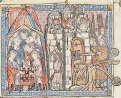 BNF Français 2824 History of the Crusades