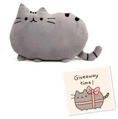 Pusheen shape Cat big pillow cushion biscuits Gray  Colors pusheen plush toy doll gift Sofa Decoration Home Decor