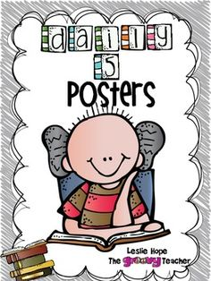 Daily five right posters to help remind students on what they should be doing.