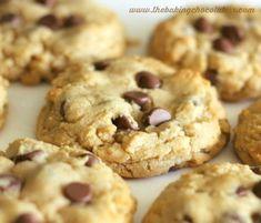 "The Baking ChocolaTess | ""Phenomenal"" Milk Chocolate Chip Peanut Butter Cookies | http://www.thebakingchocolatess.com"
