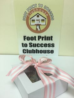 Clubhouse Units – Footprint to Success Foot Prints, Life Skills, Success, The Unit, Learning, Teaching, Education, Studying, Reindeer Footprint