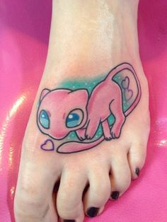 Sam Whitehead. Her work is so adorable! I would love her to do my Eevee tattoo someday.