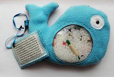 amberlight-label: I-Spy-Bag: Spionfisch / Spy Fish