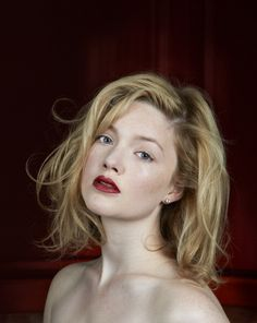 Holliday Grainger stars in The Riot Club (out 17th September 2014) as Lauren.