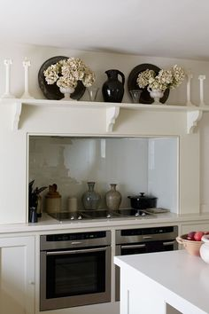 See all our stylish kitchen design ideas, including this regence house where the feel of an old-fashioned range cooker has been achieved by ...