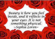 Sophia Loren -  #beauty #quotes #dmondaine