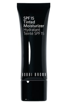 Everybody asks me what cosmetics I use... This is the best tinted moisturizer I have found and I have tried them all,