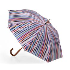 Both sophisticated and fun, these stripes are like candy for adults. Who loves the rain now? You do! Features: Double layer, 8 panel premium fabric 100cm diameter canopy Manual open Single piece and turned maple timber handle, featuring laser etched branding Metal tips and ferrule Fabric tab with snap fastening Custom runner and rosette Durable[...]Read More
