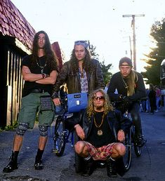1990 Photo - Photos: Alice in Chains in the Nineties | Rolling Stone