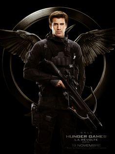 Les nouvelles affiches de Hunger Games - La Révolte : Partie 1