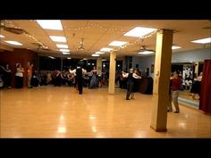 Viennese Waltz Performance at the Silver Screen Soiree Dance Party - YouTube