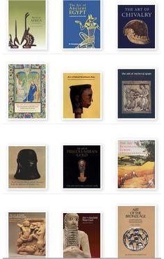 375 libros de arte para descargar en formato pdf. Libros de arte que ha puesto The Metropolitan Museum of Art, en línea para que todos puedan descargar o consultar desde su página web.
