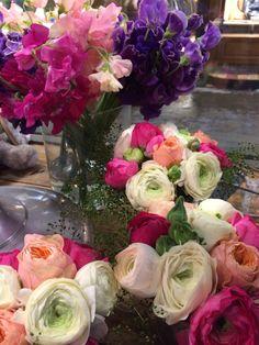 Fleurs privees Megève