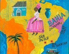 Bahia - Brazil - Town & Country TRAVEL