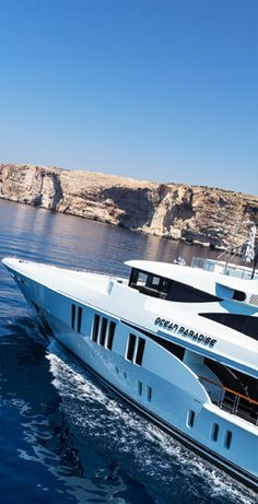 Ocean Paradise has an inspired design that makes the most of Benetti's custom-built technology. Read the complete article, by visiting the link above!