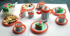perler bead furniture | ... Perler Bead designs - Fuse bead designs - Perler Bead - Perler bead