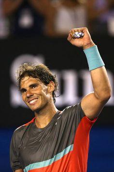 Rafael Nadal- Australian Open 2014