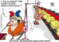 ---, Wiedenroth, Germany, caricature, cartoon
